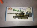Dragon Armor 1/72 Scale WWII Tiger I Late Production Alfred Kurzmaul Tank 60320 60320